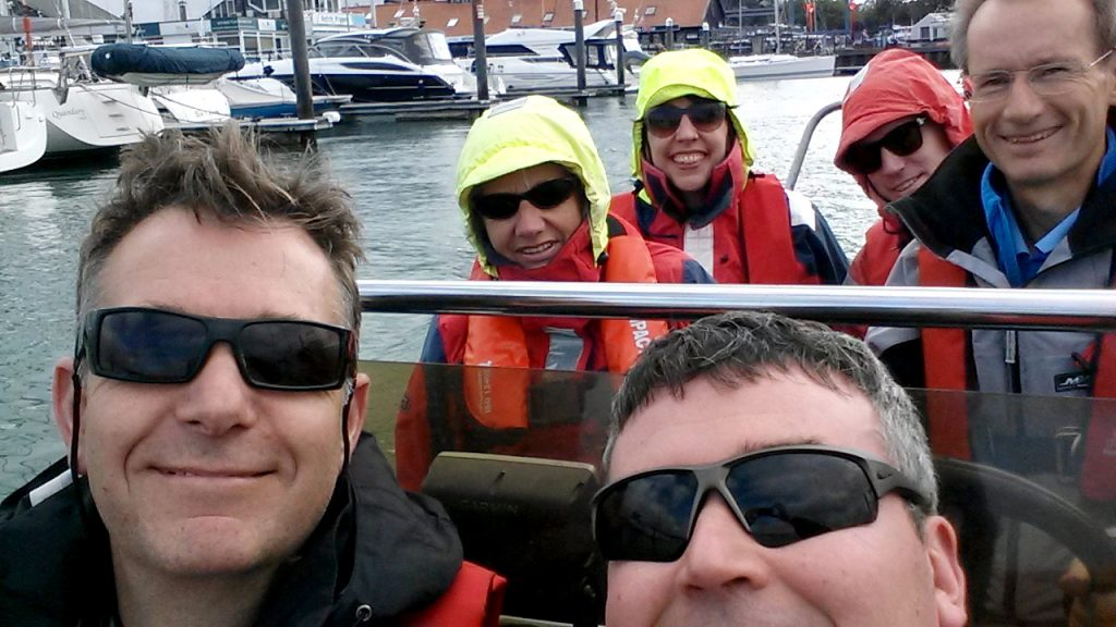 Keygrove office outing 2016